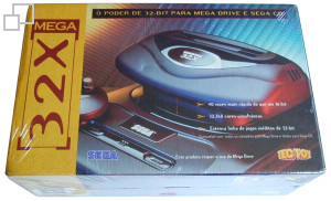 PAL-M Brazilian Tec Toy Mega 32X